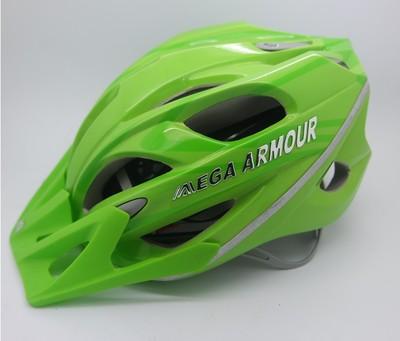 Casco Mega Armour Verde