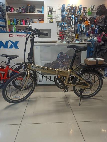 Bicicleta Eléctrica Fantom