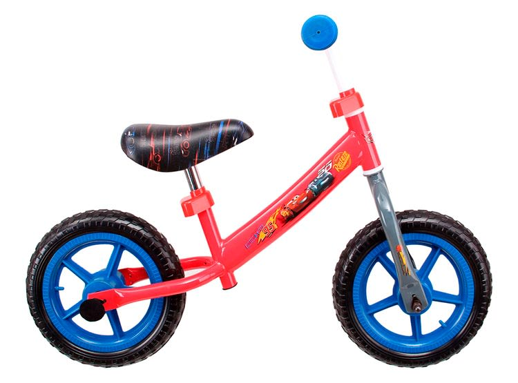 Bicicleta Aro 12 Cars sin pedales