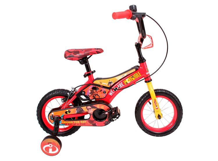 Bicicleta Aro 12 los Increibles