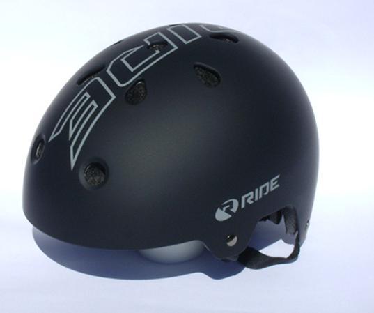 Casco Ride Multi Black regulable