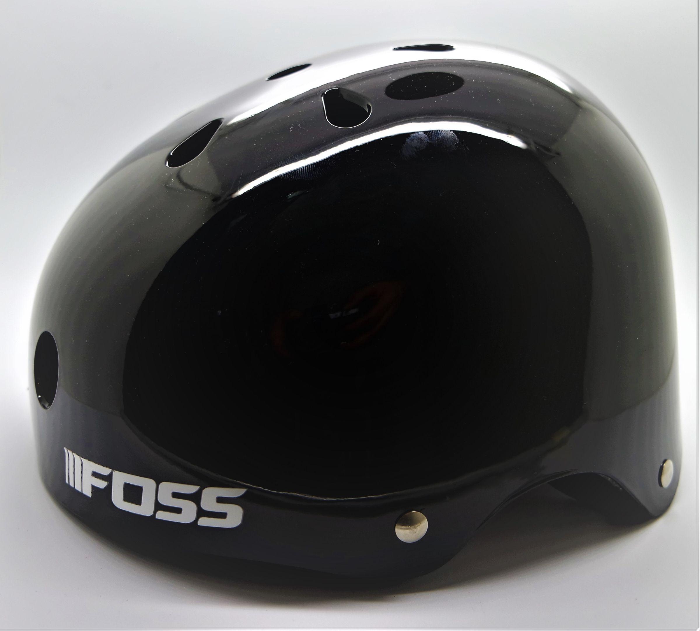casco negro urbano foss