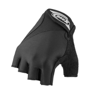 Guante Rav-X dedo corto negro