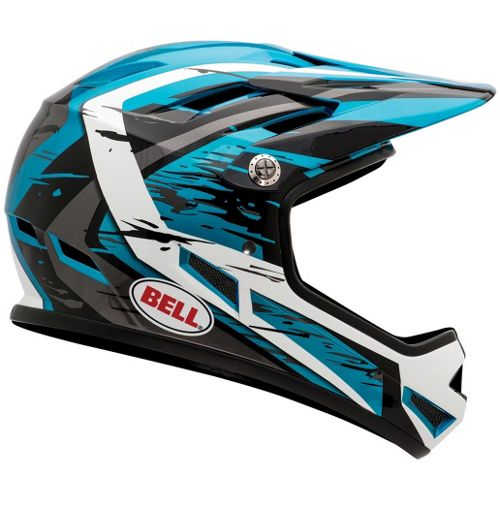 Casco Integrado Bell Azul
