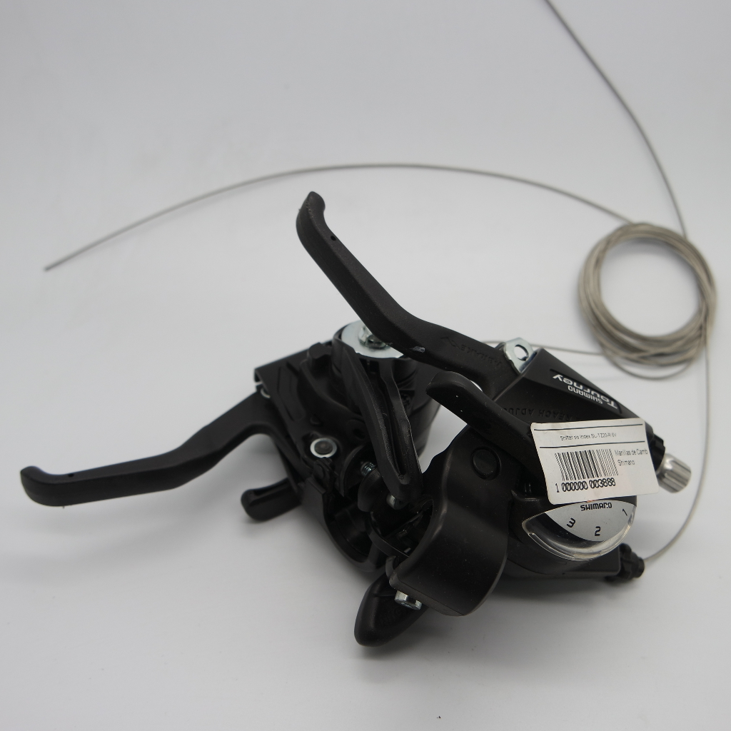 Shifter sis index SL-TZ20-R 6V con manilla de fren