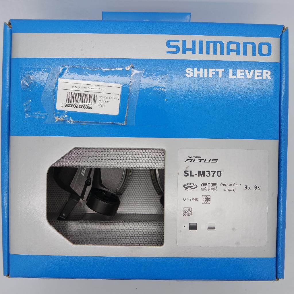 Shifter 9v Altus  SLM370