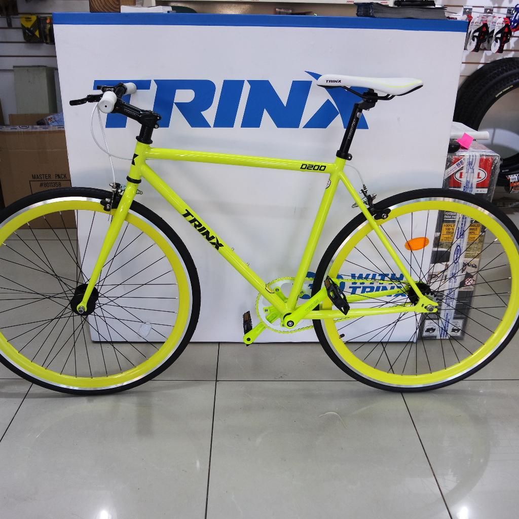 Fixie D200 Limon