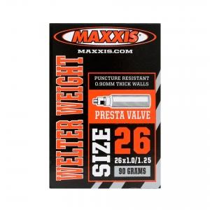 Camara 26x1.0/1.25 v/f Maxxis