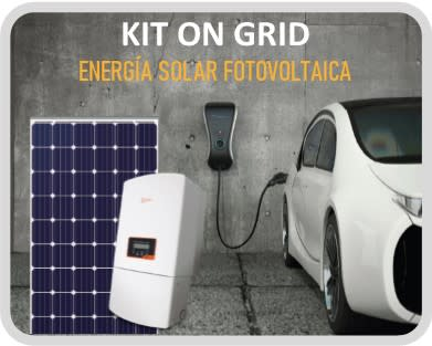KIT SOLAR ON GRID
