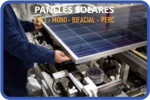PANEL SOLAR PRECIO