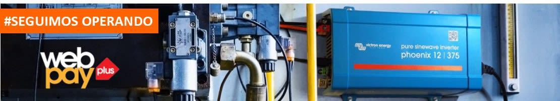 DISTRIBUIDOR VICTRON ENERGY | Inversor Multiplus II | Regulador Victron MPPT | Cargador de Baterias