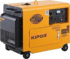 Generador Diesel Kipor KDE6700T 5kVA