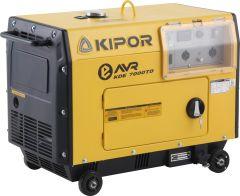 Generador Diesel Kipor KDE7000TE 5kVA