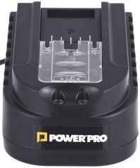 Cargador de Batería Power Pro Ion-Litio 1.5A 18V