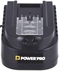 Cargador de Batería Power Pro Ion-Litio 1.5A 18V
