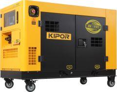 Generador Diesel Kipor KDE12STAF3 9.5kVA