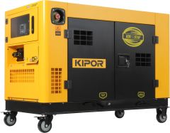 Generador Diesel Kipor KDE12STAF 9.5kVA
