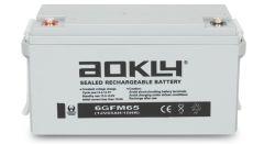 Batería Aokly 26Ah 12V AGM Ciclo Profundo