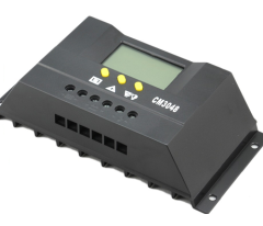 Controlador de Carga 30A 48V y Pantalla LCD