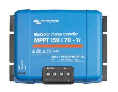 Regulador de Carga Victron BlueSolar 150V 70A 12/24/48V MPPT