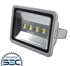 Proyector LED 200W 220V Certificado SEC