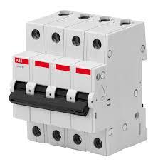 ABB Interruptor Automático Tipo C 4P 63A