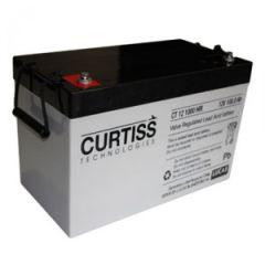 Batería Curtis 100Ah 12V AGM Ciclo Profundo