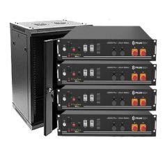 Batería Litio PYLONTECH 9.6 kWh + Gabinete