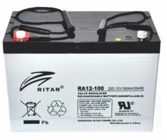 Batería Ritar 100Ah 12V AGM Ciclo Profundo