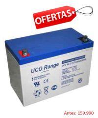 Batería Ultracell 100Ah 12V GEL Ciclo Profundo