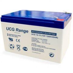 Batería Ultracell 12Ah 12V Ciclo Profundo AGM