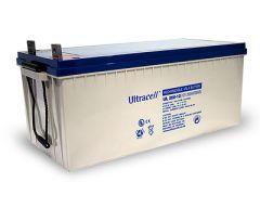 Batería Ultracell 250Ah 12V GEL Ciclo Profundo