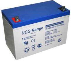 Batería Ultracell 120Ah 12V AGM Ciclo Profundo