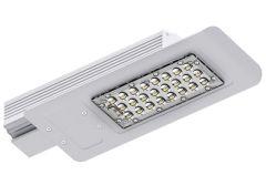 Luminaria LED 30W 12V 110 Lm/W para Alumbrado Pública