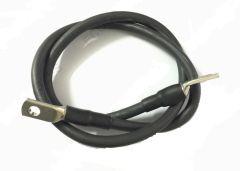 Cable Borne Inversor Batería 33mm (2AWG) 132A 100cms.