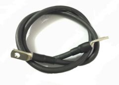Cable Borne Inversor Batería 21mm (4AWG) 80A 100cms