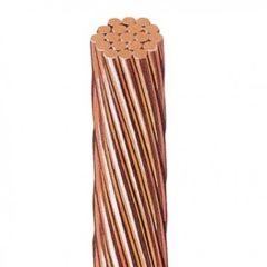 Cable Cobre Tierra Desnudo 13.3mm KG.