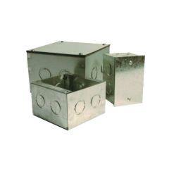 Caja Galvanizada 100x65x65mm