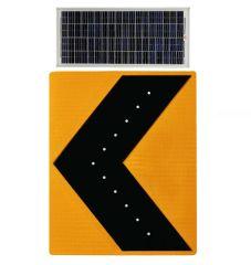 Flecha Demarcación Vial (Chevron) Solar