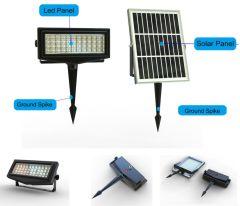 Proyector Solar Decorativo RGB con 9 Modos de Iluminación