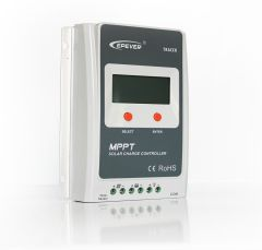 Regulador de Carga EPEVER 100V 30A 12/24V LCD MPPT