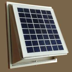 Extractor de Techo o Muro Solar Cuadrado