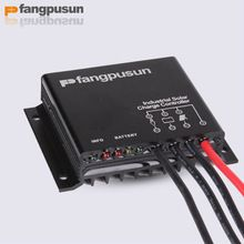 Controlador de Carga Fangpusun 15A 12V IP68 para Luminaria Solar