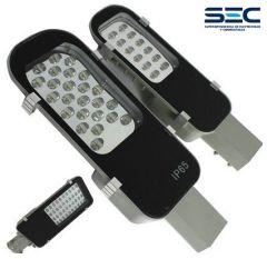 Luminaria LED 12W 220V para Alumbrado Público