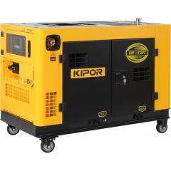 Generador Trifásico Diesel Kipor KDE12STAF3 11kVA