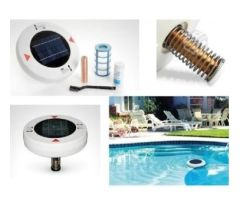 Ionizador de Piscina Solar