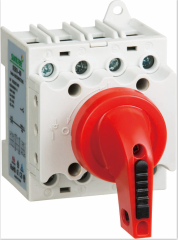 DC Switch 32A Riel DIN Suntree