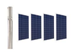 Kit Bomba Solar 4 Pulg 96V 9.9m3/hr 66mca 750W