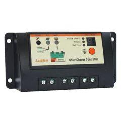 Controlador EPSolar 10A 12/24V para Luminaria Solar