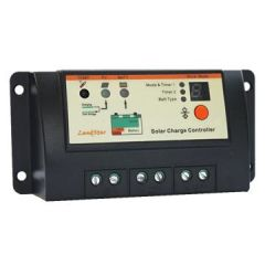 Controlador EPSolar 20A 12/24V para Luminaria Solar